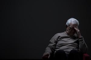 Depresja nie jest normalnym elementem starzenia się [© Photographee.eu - Fotolia.com]