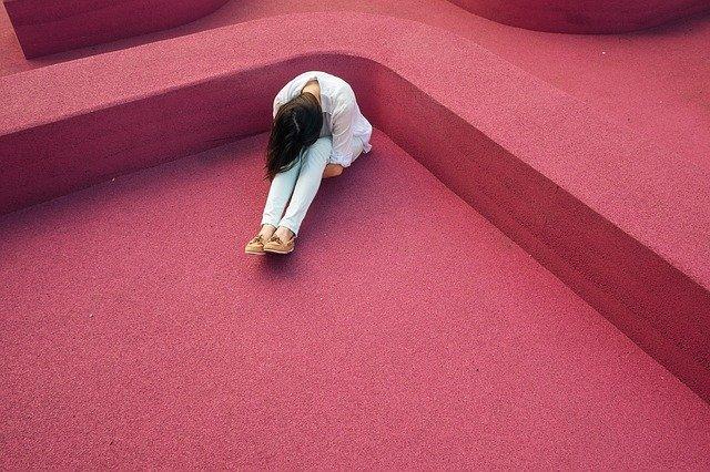 Depresja niszczy... nerki [fot.  Foundry Co from Pixabay]
