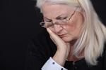 Depresja po śmierci  współmałżonka czasem przychodzi z opóźnieniem [© auremar - Fotolia.com]