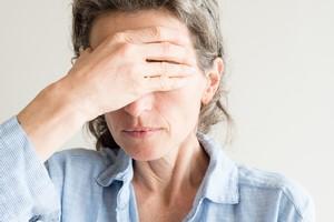 Depresja przed menopauzą. Skąd się bierze? [© natalielb - Fotolia.com]