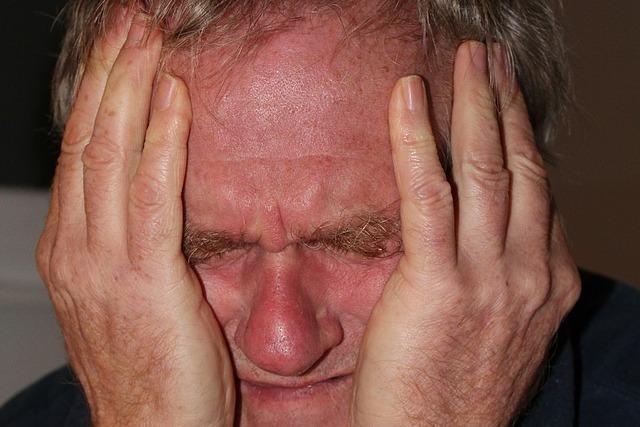 Depresyjny nastrój wzmacnia odczucie bólu [fot. Gerd Altmann from Pixabay]