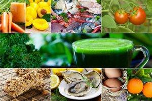 Dieta dla oczu: te produkty mogą uchronić wzrok przed pogorszeniem [fot. collage Senior.pl]