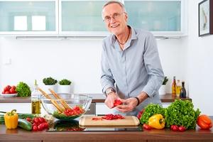 Dieta dla seniora - czas na zmiany [© Günter Menzl - Fotolia.com]