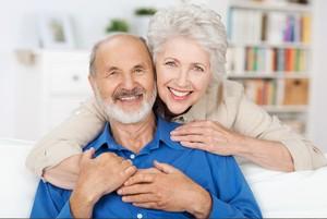 Dieta może pomóc sercu seniora [fot. Serce seniora. Nestle]