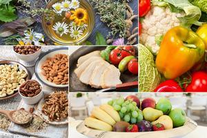 Dieta na stres: produkty, które przyniosą ukojenie [fot. collage Senior.pl]