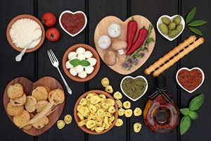Dieta Å�rÃ�dziemnomorska lepsza niÅ� statyny u pacjentÃ�w z chorobami serca [© marilyn barbone - Fotolia.com]