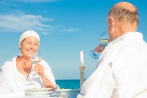Dieta seniora na wakacjach [© detailblick - Fotolia.com]