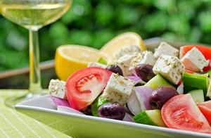 Dieta śródziemnomorska chroni mózg przed starzeniem się [© fudio - Fotolia.com]