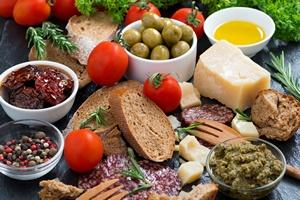 Dieta śródziemnomorska chroni przed chorobami serca i demencją [© cook_inspire - Fotolia.com]