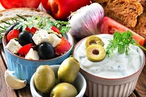 Dieta śródziemnomorska chroni przed udarami i zawałami [©  PhotoSG - Fotolia.com]