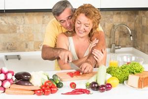 Dieta �r�dziemnomorska  jest skutecznym afrodyzjakiem [© Svyatoslav Lypynskyy - Fotolia.com]