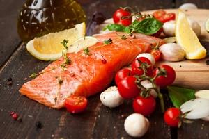 Dieta �r�dziemnomorska pomaga uchroni� si� przed rakiem piersi [© yuliiaholovchenko - Fotolia.com]