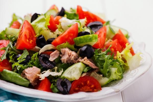 Dieta śródziemnomorska pozwala sprawnie myśleć [Fot. Kamila Cyganek - Fotolia.com]
