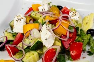 Dieta śródziemnomorska pozwala zdrowo się starzeć [Fot. Andrey Starostin - Fotolia.com]