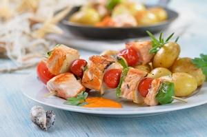 Dieta śródziemnomorska przedłuża życie [© kab-vision - Fotolia.com]