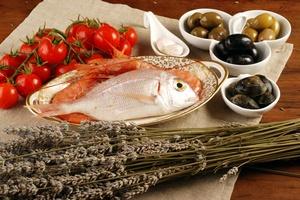 Dieta śródziemnomorska sposobem na stres [© lauro55 - Fotolia.com]