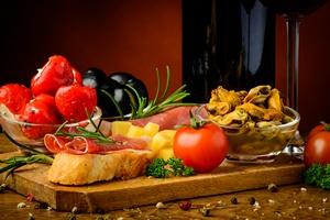 Dieta śródziemnomorska zapewni zdrowszy umysł na starość [© draghicich - Fotolia.com]