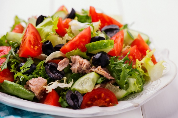 Dieta śródziemnomorska zmniejsza ryzyko udaru u kobiet [Fot. Kamila Cyganek - Fotolia.com]