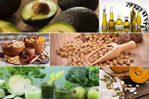 """Dieta wegetariańska: 6 inspiracji dla """"mięsożerców"""" [fot. collage Senior.pl]"""