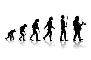 Dlaczego jesteśmy otyli? Odpowiadają za to nasi niedożywieni przodkowie... [© Fiedels - Fotolia.com]