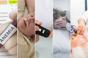 Dlaczego odczuwasz zmęczenie? 5 przyczyn medycznych [fot. collage Senior.pl]