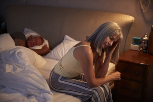 Dlaczego starsi ludzie cierpią na zaburzenia snu? [Fot. Monkey Business - Fotolia.com]