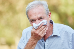 Dlaczego stres wpędzi cię w przeziębienie? [Fot. Robert Kneschke - Fotolia.com]
