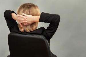 Długie siedzenie może powodować raka [© Africa Studio - Fotolia.com]