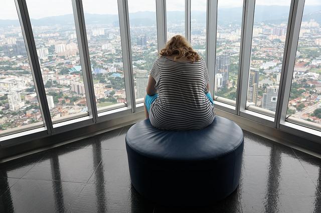 Długotrwały stres to większe problemy z otyłością [fot. photosforyou from Pixabay]