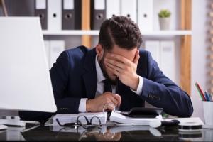 Długotrwały stres zwiększa ryzyko raka u mężczyzn [Fot. Andrey Popov - Fotolia.com]