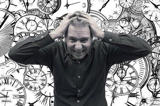 Długotrwały stres zwiększa ryzyko zawału [fot. Gerd Altmann from Pixabay]