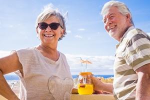 Dłuższy urlop - dłuższe życie? [fot. simona - Fotolia.com]