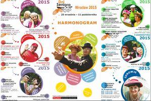 Dni Seniora - Wroc�aw 2015 - harmonogram wydarze� [fot. WCS]
