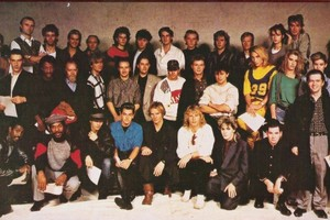 Do They Know It's Christmas? Kolejna wersja - z Bobem Geldofem, Bono i Sinead O'Connor [fot. Band Aid 1984]