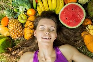 Dobra dieta, zdrowe włosy [© Boyarkina Marina - Fotolia.com]