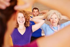 Dobra ochrona przed cukrzycą: 150 minut ćwiczeń tygodniowo [© Robert Kneschke - Fotolia.com]