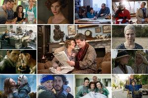 Dojrzałe Kino - Best of 2016. Najlepsze filmy zdaniem seniorów [filmy fot. collage Senior.pl]