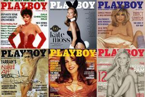Dojrzałe kobiety na okładkach Playboya [fot. Playboy]