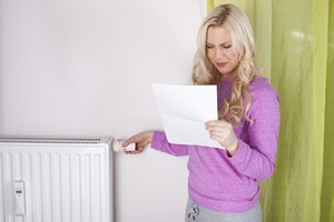 Drogie ogrzewanie mieszkania: rachunki można kwestionować [© absolutimages - Fotolia.com]