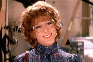 Dustin Hoffman chciał być piękną kobietą [fot. Tootsie]