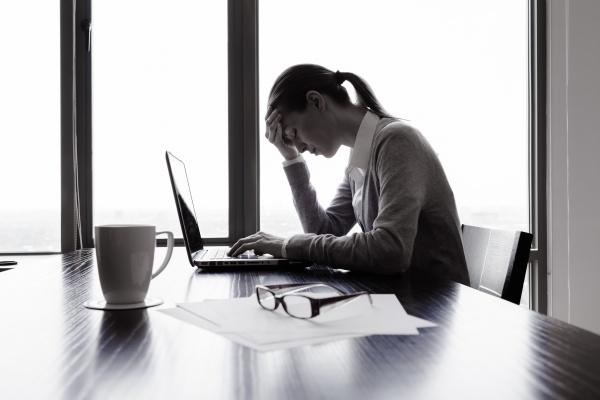 Dużo pracy? W przypadku kobiet to wyższe ryzyko depresji [Fot. kieferpix - Fotolia.com]