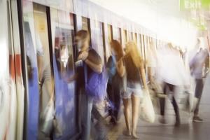 Duży ruch na kolejach [Fot. jes2uphoto - Fotolia.com]