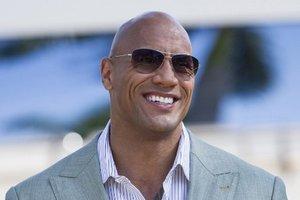 """Dwayne """"The Rock"""" Johnson najseksowniejszym mężczyzną [Dwayne Johnson fot. HBO]"""