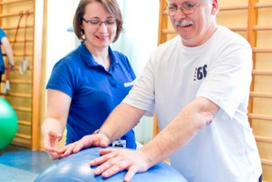 Dyskopatia okiem fizjoterapeuty [fot. Rehabilitacja. fot. MEDI-system]