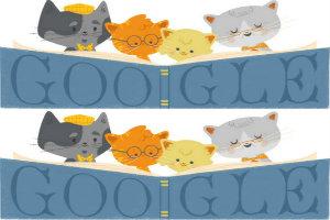 Dzień Babci i Dziadka 2016 w Google Doodle [fot. Google]