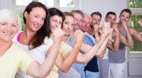 Dziesięć najlepszych powodów, by zacząć ćwiczyć