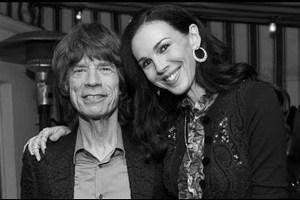 Dziewczyna Micka Jaggera popełniła samobójstwo [L'Wren Scott, fot. Zennie Abraham , CC BY-ND 2.0]