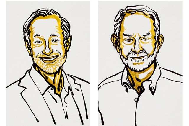 Ekonomiczny Nobel 2020 za ulepszenie teorii aukcji [fot. nobelprize.org]