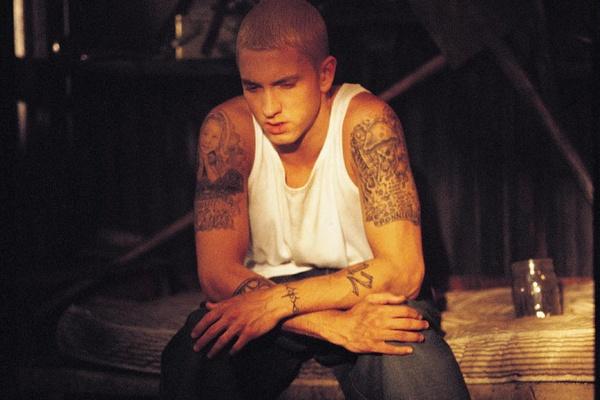 Eminem świętuje 11 lat trzeźwości [Eminem fot. Universal Music Polska]