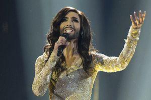 Eurowizja 2014. Kobieta z brodą, tolerancja, reklama i... cyrk? [Conchita Wurst, fot. Albin Olsson, CC BY-SA 3.0]